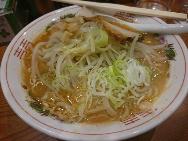 Eat Miso ramen at Yoshino
