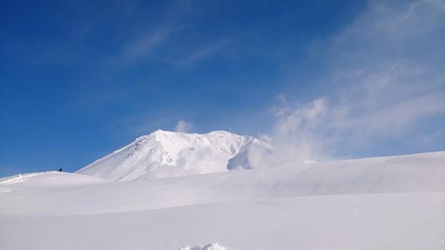 Magnificent view at Mt. Asahi