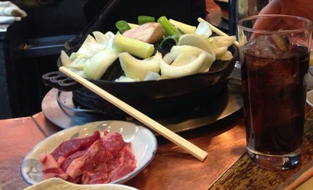 Eat Hokkaido's speciality – Genghis Khan