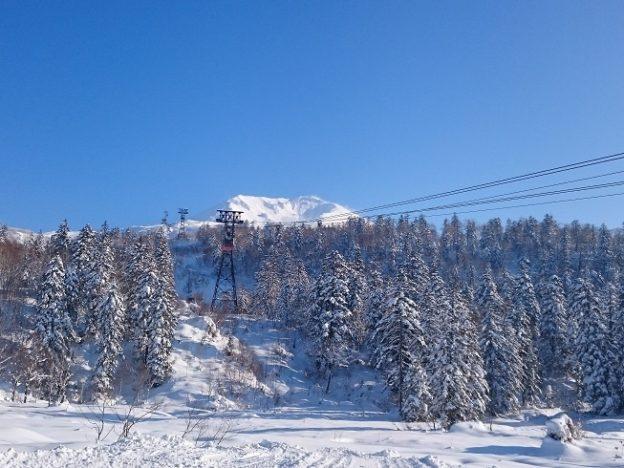 Enjoy ski in Sapporo