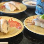 2 great conveyor belt sushi restaurants Sapporo local people love