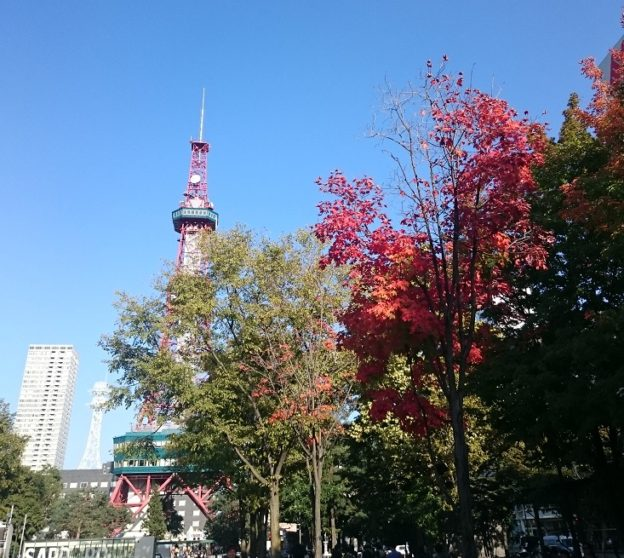 What to wear in Hokkaido in autumn (Sep to Oct)